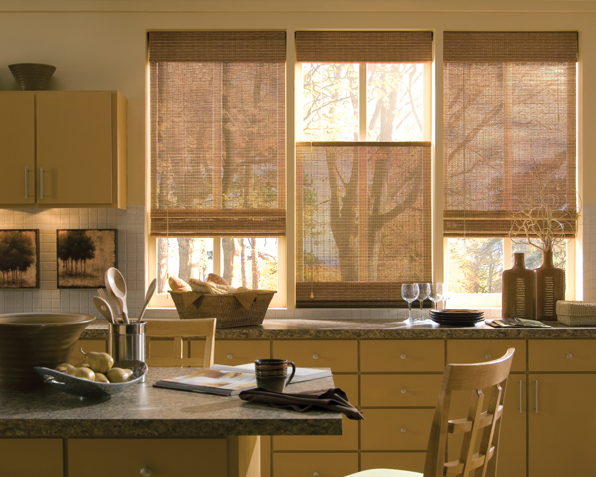 Hunter Douglas Provenance Woven Wood Shade