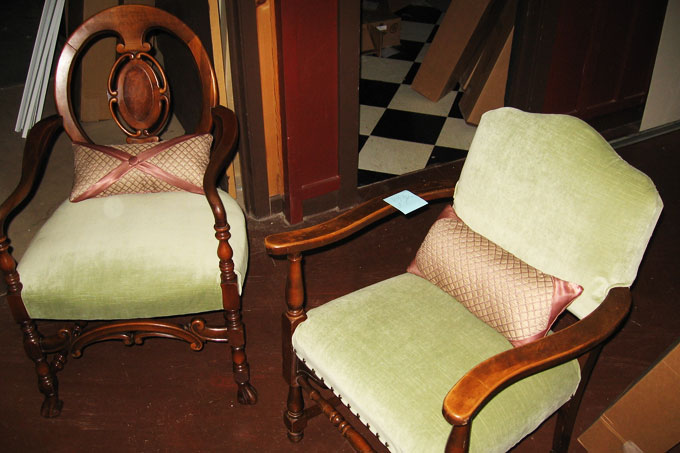 Antique Restoration and Re-Upholstery