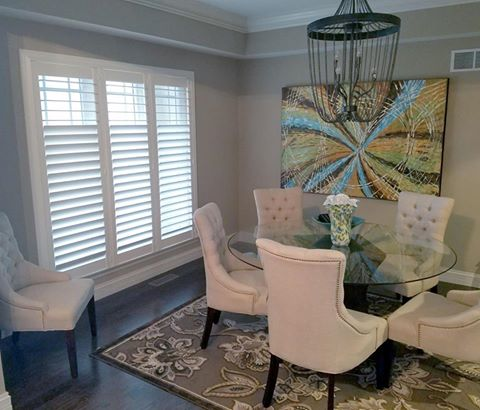Like The CRISP / CLEAN LOOK? Shutters May Be The Perfect Choice For Your  Next Window Treatment Upgradeu2026