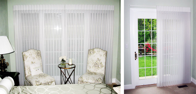 Fairview Heights IL Hunter Douglas Opaque Luminette