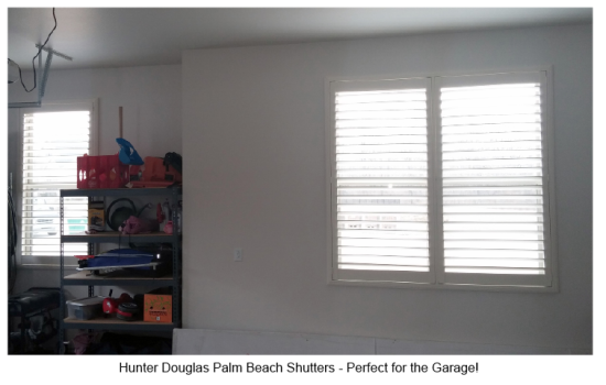 Hunter Douglas Palm Beach Shutters