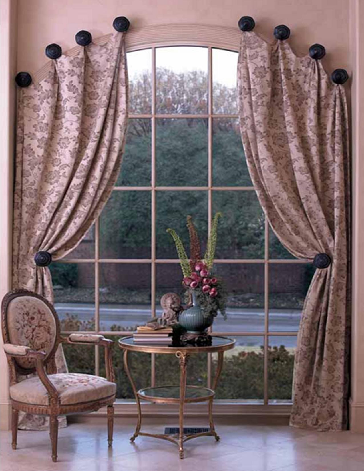Window Curtain Design Ideas: Edwardsville IL Drapery