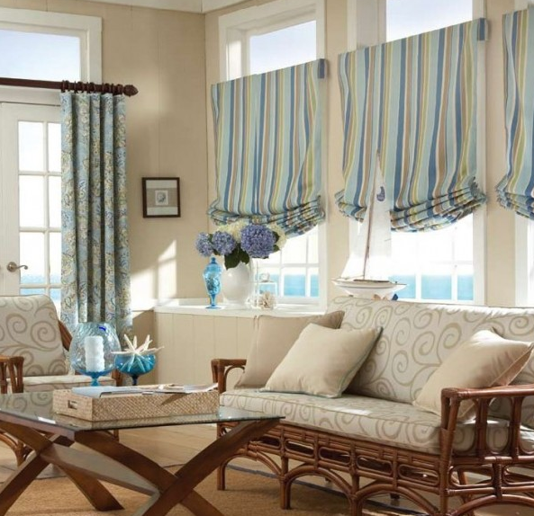 Spring Window Treatments