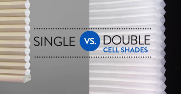 Single Cell Vs Double Cell Cellular Shades Eye On